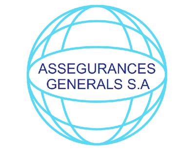 Cessació de pagaments i fallida de la societat Assegurances Generals, SA