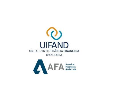 L'AFA i la UIFAND emeten un Comunicat conjunt adreçat a les entitats bancàries