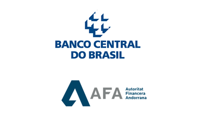 The Central Bank of Brazil and the Andorran Financial Authority have signed a Memorandum of Understanding