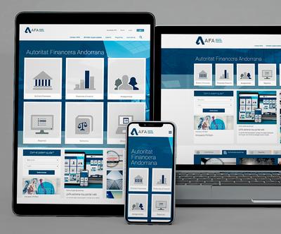 La AFA estrena portal web