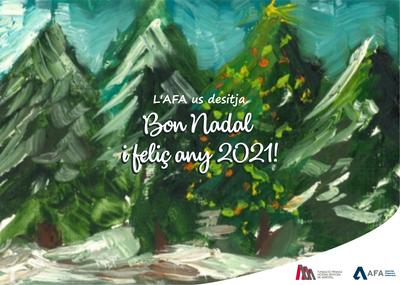 Bon Noël et Joyeux 2021