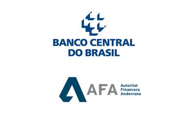La Banque Centrale du Brésil et l'Autorité Financière Andorrane signent un protocole d'accord